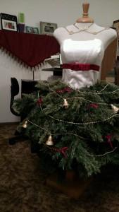 Finished Tree